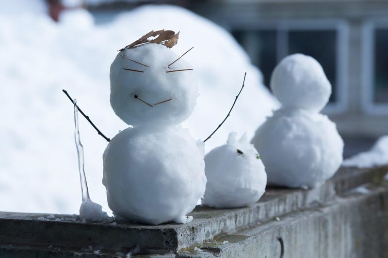 東京でマンション管理するときも「雪への対策」は必要